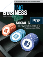Social Gambling Report 2013