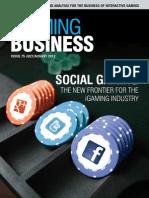 Social Gambling Report 2013