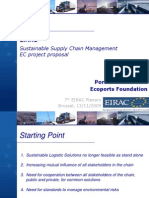 09 - 7th EIRAC Plenary - Sustainable chain management.ppt