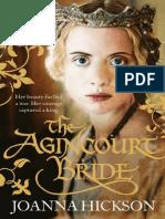 The Agincourt Bride - Joanna Hickson - Extract.pdf