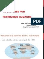 INFECCIONES POR Retrovirus San Juan