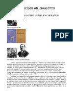 Francisco Gil Craviotto, « Dingo y Platero cumplen cien años »