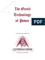 Occult Technology of Power