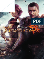 Dark Eye Demonicon manuale