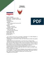 Referat Thailanda