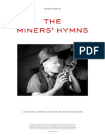 The Miners' Hymns - First Edition (September 2013)