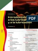 1 Introduccion a Los Lubricantes y a La Lubricacion