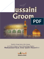 Hussaini Groom Muhammad Ilyas Qadri