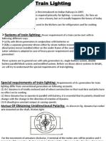 Train lighting.pptx