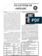 News Letter of Armarc