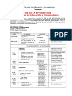 Programa Integracion 2013