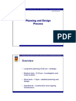 Road Planning and Design Proces
