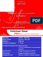 PAA plus & riders terbaru.ppt