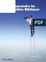 Comprendre Les Propheties Bibliques Pierre Segura