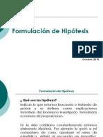 5 Hipótesis y Diseño de Investigacion