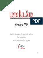 04 - Memorias Ram