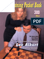 Chess Training Pocket Book - Lev Alburt Printable