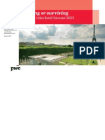 Pwc European Cities Hotel Forecast