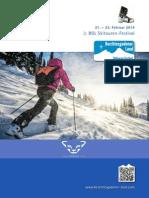 3. Berchtesgadener Land Skitouren-Festival