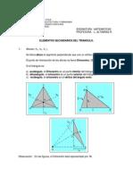 Elementos Secundarios Del Triangulo (1)
