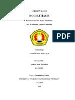 Daftar Isinyah Ny.m-lapkas Bedah Umum