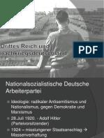 Drittes Reich und nachkriegsdeutschland.ppt