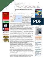 SiteBarra » Quinze distritos capixabas querem virar municípios