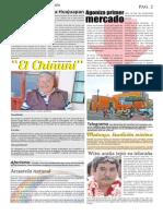 Ambiente Oaxaqueño. Por Ignacio Medina Carrizosa