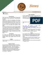 Brukner Nature Carvers November Newsletter