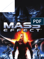 Mass Effect PC US Manual Dd