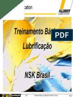 Treinamento Básico Lubrificação - 2004