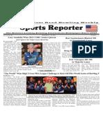 November 6 - 12, 2013 Sports Reporter