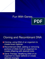 Biologi_Cloning and Recombinant DNA.ppt