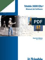 Print 3600 Elta Manual Del Software E&B 571703016 Ver0500 SPA