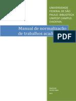 ManualNormalizacao Biblio Diadema