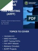 2011 Faa Arff Update