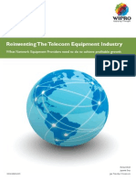 Reinventing telecom equipment industry
