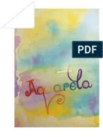 AQUARELA poems/lyrics