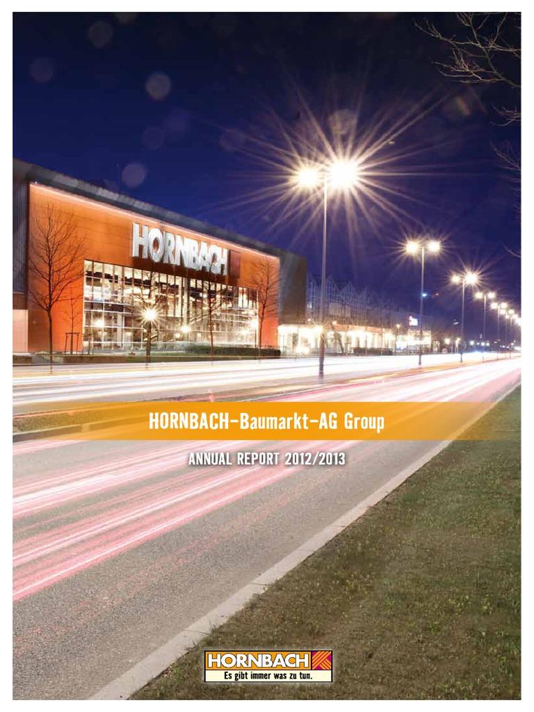 Hornbach Kiel annual report hornbach pdf board of directors forest stewardship
