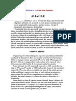 Aliajele.doc