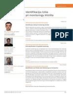Identifikacija Rizika Pri Monitoringu Klizista