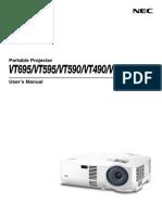 NEC VT695 User Manual.pdf