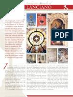 Lanciano Eucharistic miracle