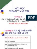 TTVT-Chuong 3-Ky Thuat Truyen Dan