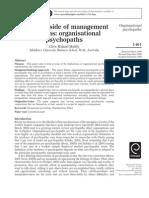 The dark side of management. pdf.pdf