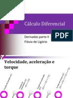 Cálculo Diferencial-derivadas