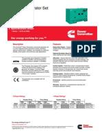 C8D5i Specification Sheet