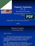 vladimir vasilenko biography