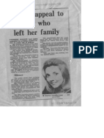 Susanne Llewellyn-Jones coverage in the South Wales Echo,  18 August 1980