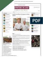 05-11-2013 'Recibirá José Elías a 150 mejores ciclistas del País'.